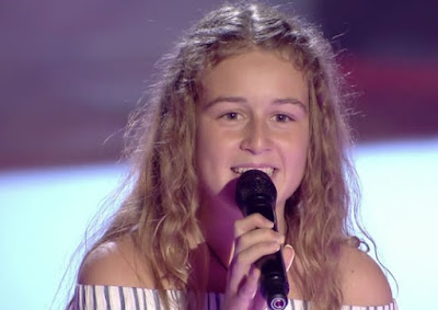 Laura: True Colors |  Audiciones a ciegas La Voz Kids