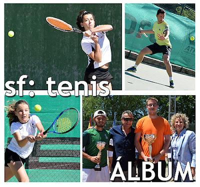tenis Aranjuez San Fernando