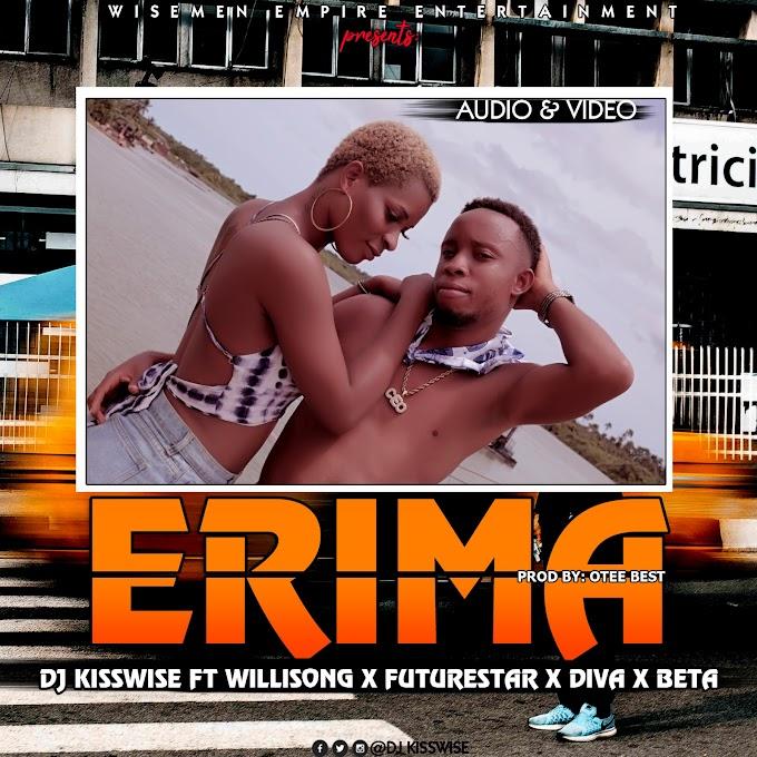 [VIDEO+AUDIO]Dj Kisswise ft Willisong X Futurestar X Diva X Beta Erima