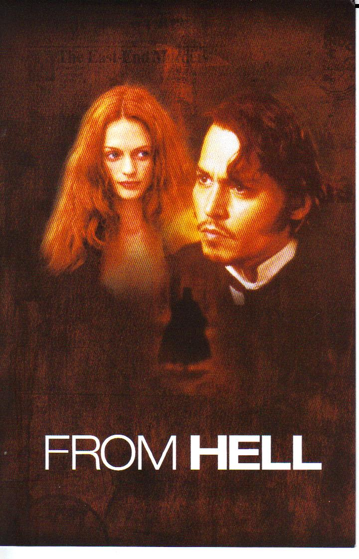 The Drive In: Home Version: Quick Look: From Hell (2001)