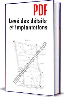 Levé des détails  et implantations PDF