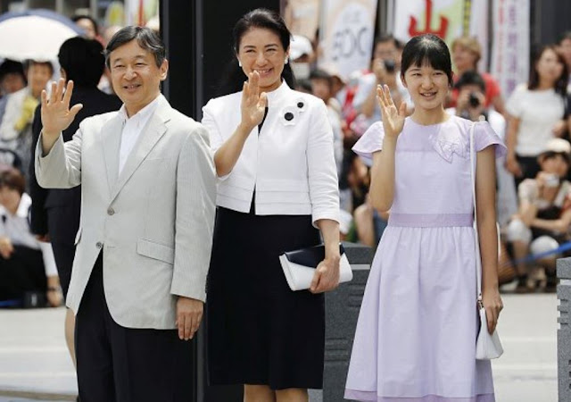 Walau Terlahir di Keluarga Kerajaan, Putri Aiko Terancam Kesepian Seumur Hidupnya
