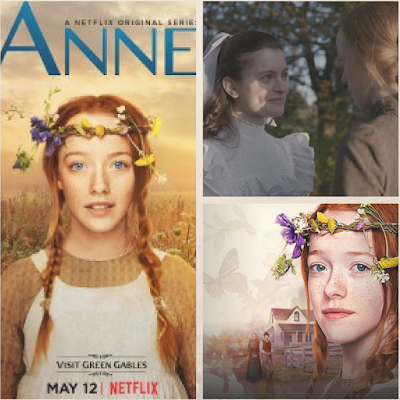 "Netflix i Anne with an ""e"""