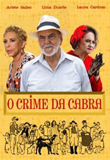 O Crime da Cabra - DVDRip Nacional