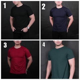 Order Kaos Polos Online di Tanah Datar
