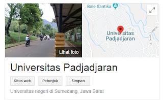 Peluang masuk snmptn Universitas Padjadjaran 2020/2021 {SNMPTN UNPAD}