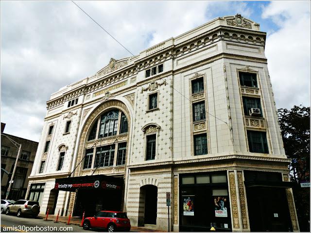 Trinity Repertory Company, Providence
