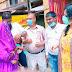 दो बूंद जिन्दगी की: दवा पिला कर मधेपुरा में पल्स पोलियो अभियान की शुरुआत