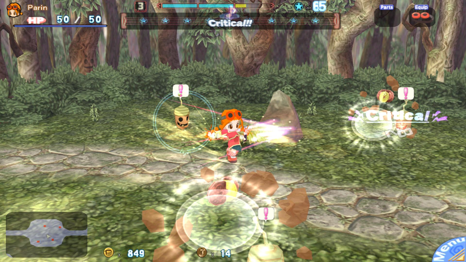 gurumin-a-monstrous-adventure-pc-screenshot-1