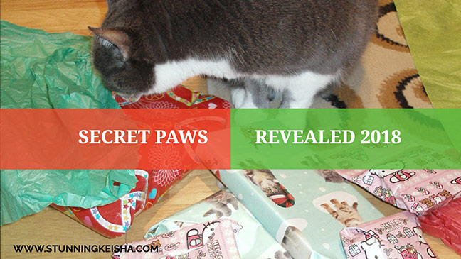 Secret Paws Reveal 2018