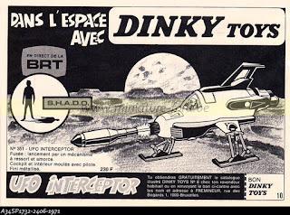 Dans l'espace avec Dinky