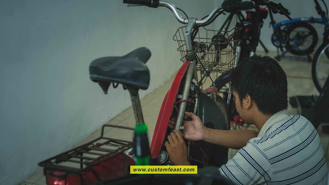Service Sepeda Listrik Tangerang