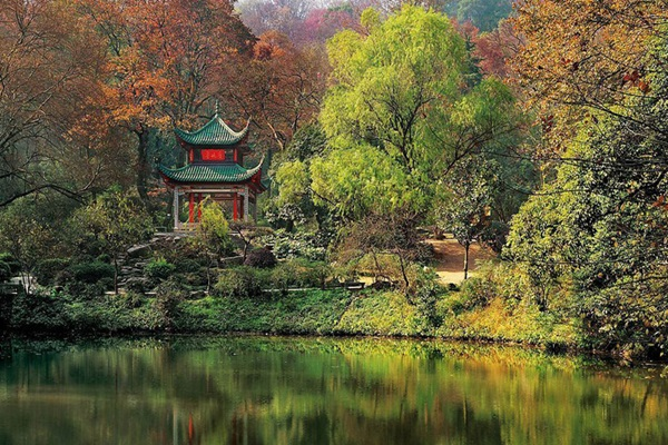 เขาเยว้ลู้ (Yuelu Mountain) @ www.517hiking.com