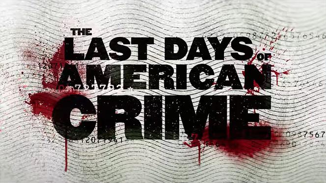 Los últimos días del Crimen (2020) Web-DL 720p Latino-Castellano-Ingles