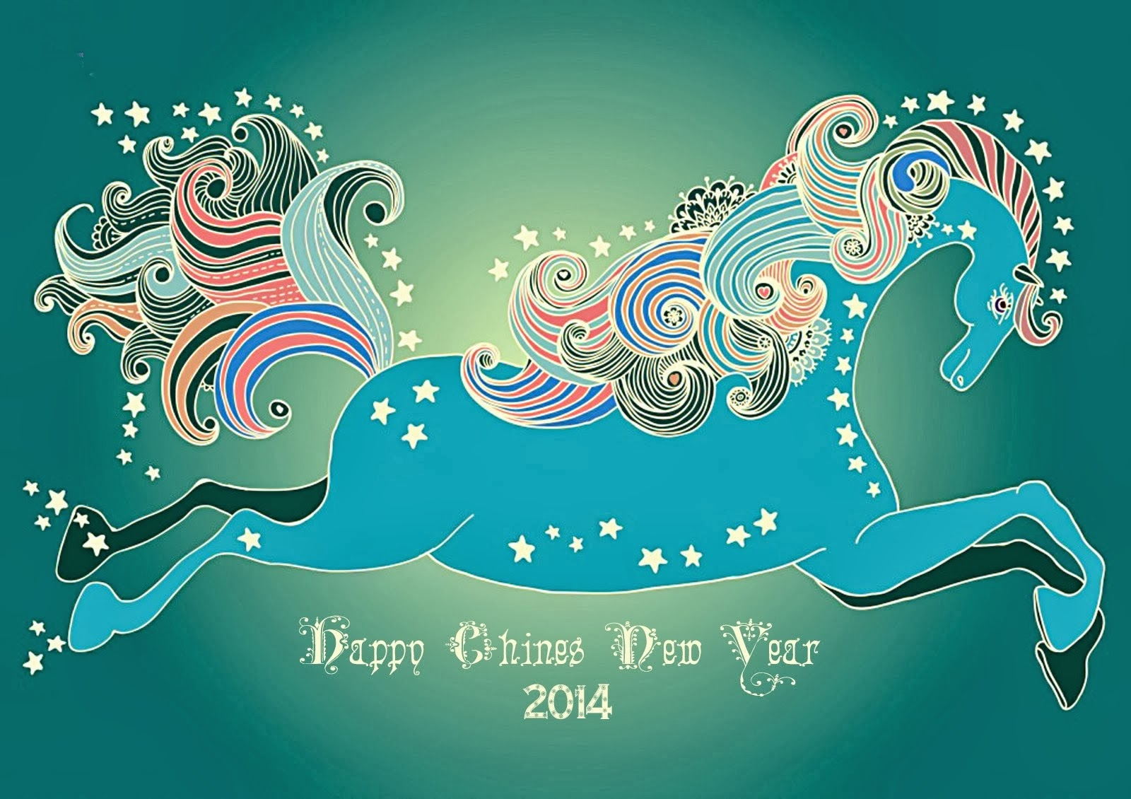 Happy Chinese New Year 2014.8 Happy Chinese New Year Greetings Message Sample 2014