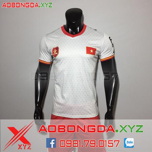 Áo Đội Tuyển Việt Nam 2019-2020 FiFa Màu Trắng