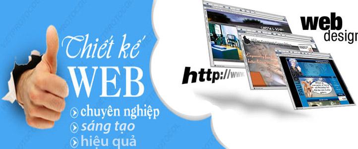 Công ty thiết kế web tại Thuận An -  Bình Dương