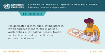 Home care for the sick WHO advice sheet 2