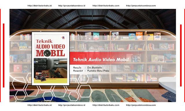 Tehnik Audio Video Mobil