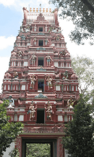 kadu malleswara temple
