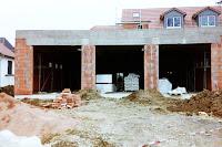 Bischleben Gerätehaus neue Garage