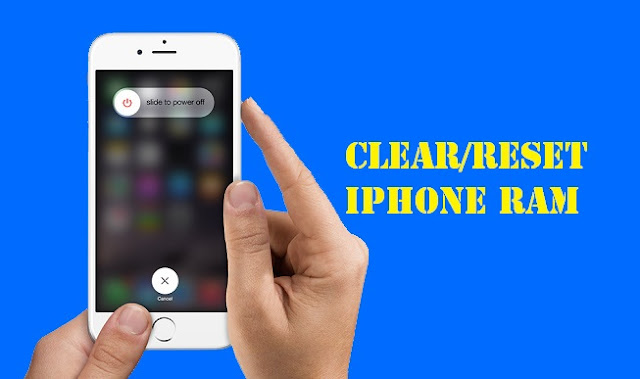 How to clear iPhone's RAM? To make your iPhone Faster you need to Clear RAM or Reset RAM of your iPhone which makes your iDevices perform faster and is one of the best ways to make your iPhone smoother