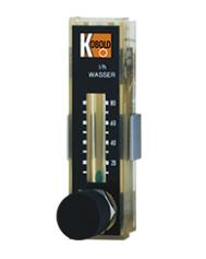 KSV Kobold Variable Area Flowmeter-Plastic-Low Flow