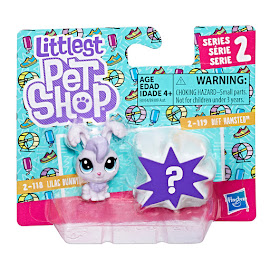 Littlest Pet Shop Series 2 Mini Pack Biff Hamsted (#2-119) Pet