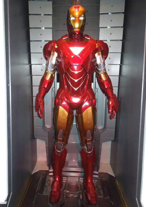 The gallery for --> Iron Man Mark 13 Suit