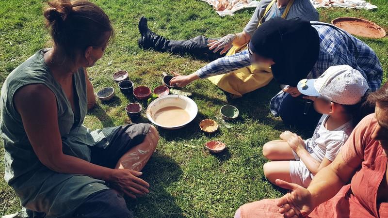 Week-end au vert festival 1.9.3 Soleil