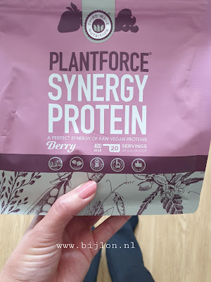 Plantforce synergy protein