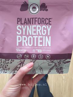 Plantforce Synergie Protein