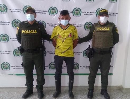 https://www.notasrosas.com/ Joven Wayuu es capturado por deserción, en El Paso Cesar