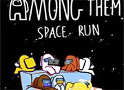 Among Them carrera espacial