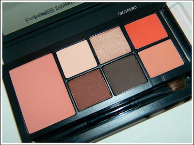 missmaes: Haul & Review: MAC Illustrated Face Kit by Rebecca Moses
