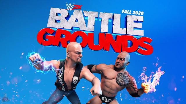 تحميل لعبة WWE 2K Battlegrounds مجانا للكمبيوتر