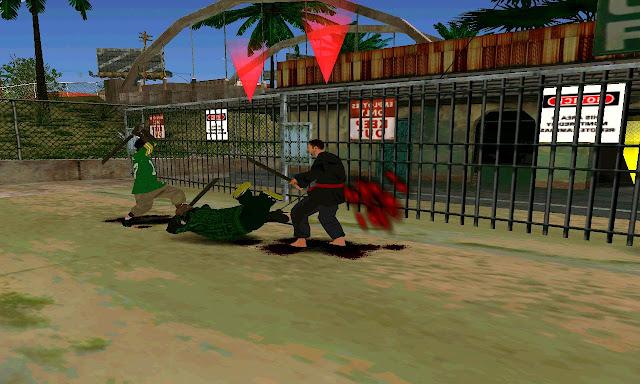 Sword Play Cleo Mod GTA SA Android download gtaam