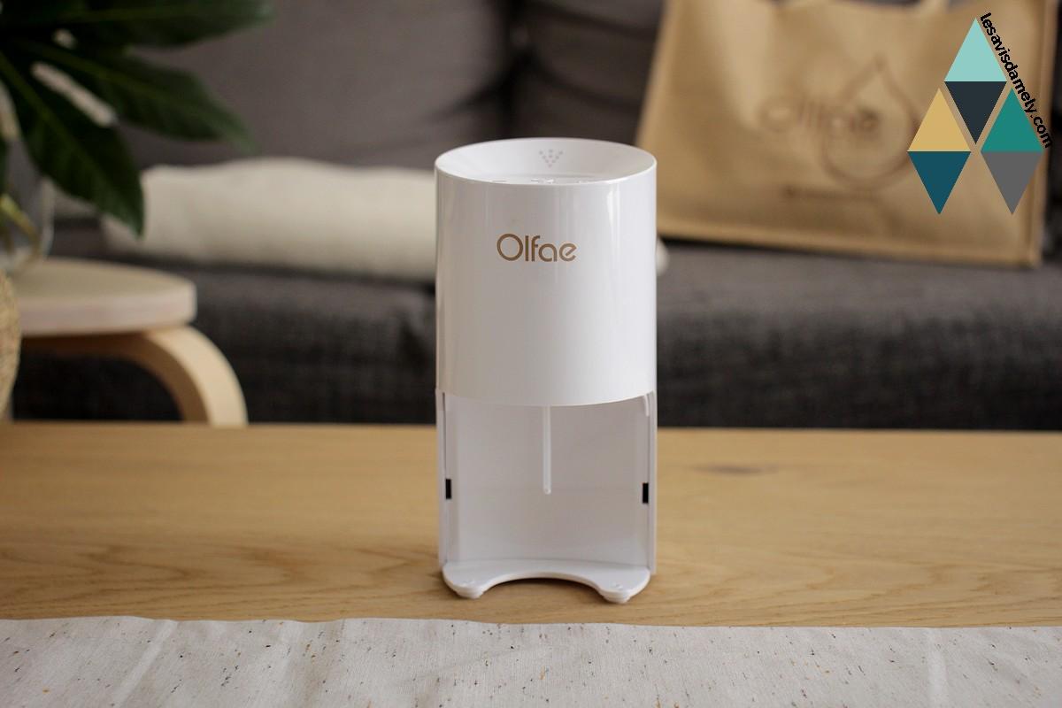 avis diffuseur micro nébulisateur olfae arkopharma