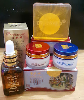 Paket Deoonard Red Small Serum