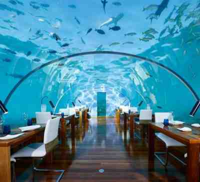 Hilton Conrad Maldives Rangali Island Resort in Maldives