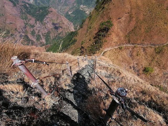 Mount Kabunian Bakun Benguet Cliffhanger Trails