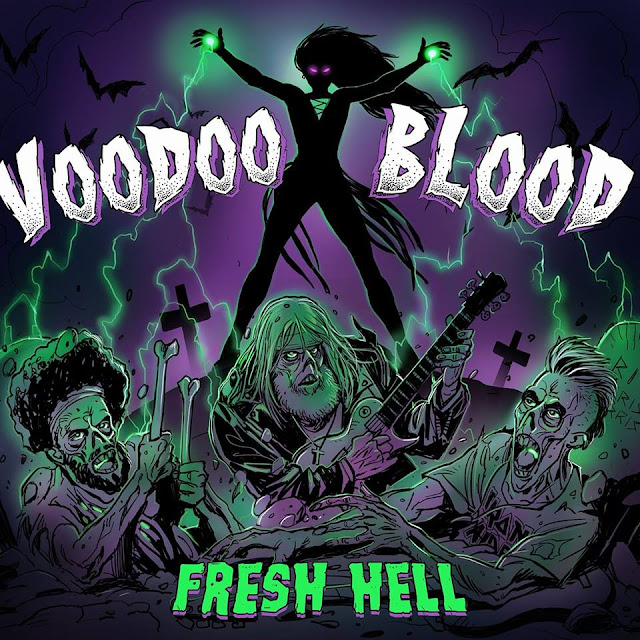 Voodoo Blood - Fresh Hell