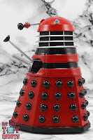 Custom TV21 Red Dalek Leader 04