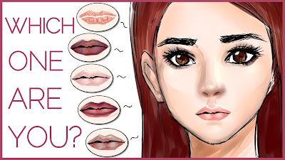 Warna bibir bisa mengindikasikan status kesehatan