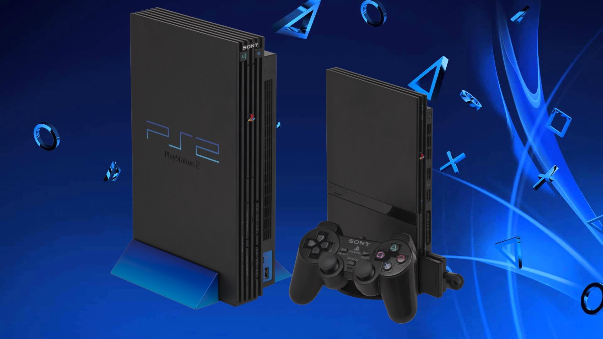 20 years PlayStation 2