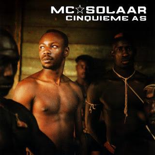 MC Solaar - Cinquieme As (Fifth Ace) (2001) (Francia)