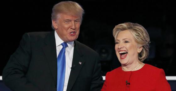 La lucha Trump - Clinton hunden a la NFL