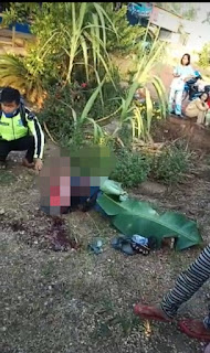 Terungkap!!,Ini Identitas Mayat Laki-Laki yang Ditemukan di Simpang Terusan