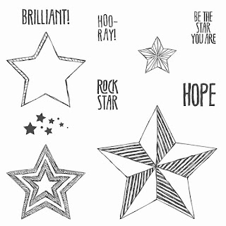 star stamp set