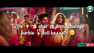 Chhote Chhote Peg - Whatsapp video status